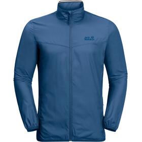 Jack Wolfskin JWP Wind Jacket Men indigo blue
